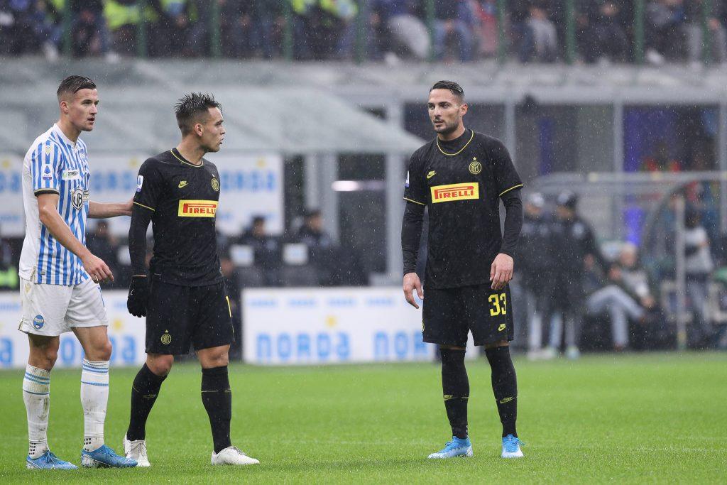 LE PAGELLE di Inter-Roma: difesa impenetrabile, Lautaro poco lucido