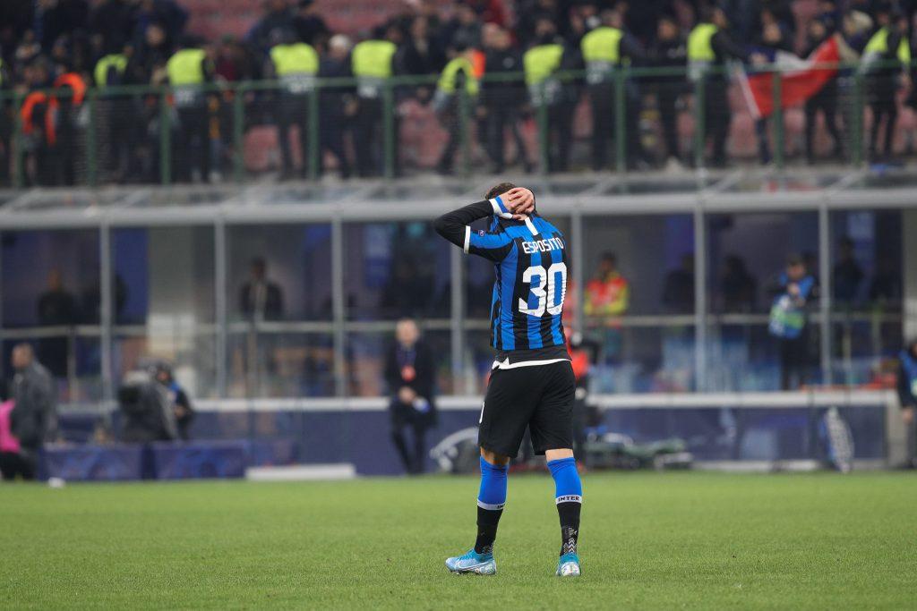 Inter niente ottavi di finale: l'imperativo ora è recuperare per tornare grandi