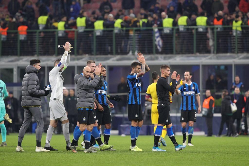 Cara Inter: guardarsi indietro per andare avanti! Ora testa al campionato