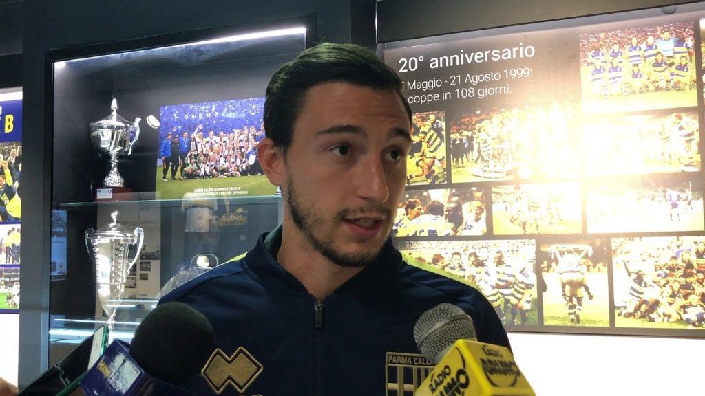 Carli,ds Parma: