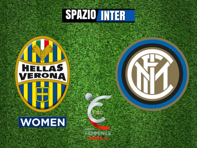 Hellas Verona-Inter 0-3 (4' Tarenzi; 26' Merlo; 64' Marinelli): termina il match!