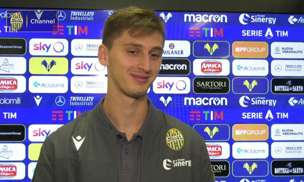 Udinese-Verona: Kumbulla e Musso osservati speciali
