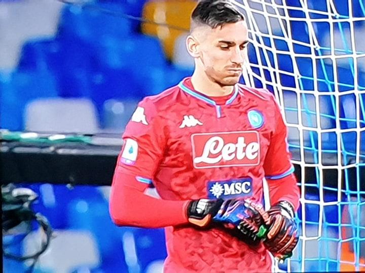 TS - Inter, occhi su Meret. Ma il Napoli chiede troppo