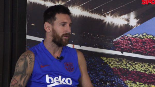 SportBild - Paris Saint-Germain in pole position per prendere Leo Messi