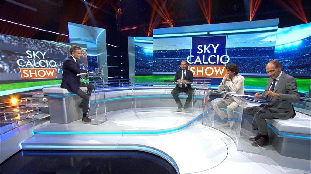 Sky Calcio Show: l'Inter non va oltre il 7 per gli opinionisti del Club