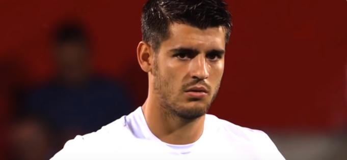 Verso il derby d'Italia: migliorano le condizioni di Morata, vuole esserci contro l'Inter