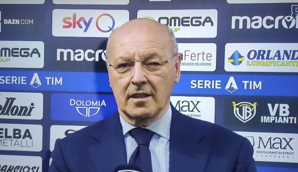 """Marotta: """"Il calcio rischia di andare in default"""""""