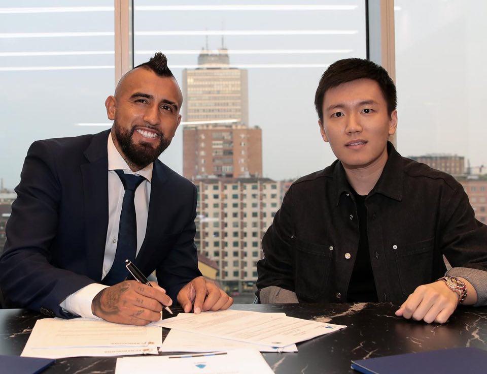 Sky - Conte può sorridere: Vidal torna ad allenarsi col gruppo