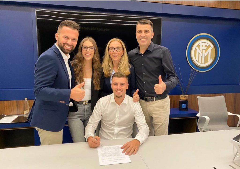 UFFICIALE – L'Inter ha ceduto in prestito al Basilea il giovane Males