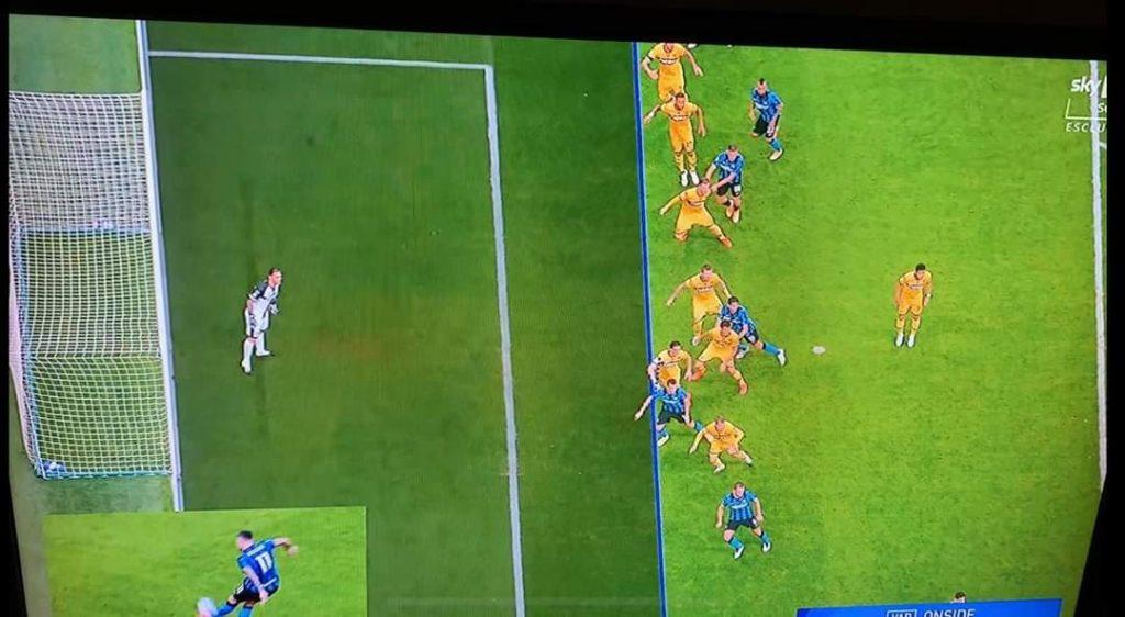 Caos VAR in Inter-Parma: il gol di ranocchia era regolare?