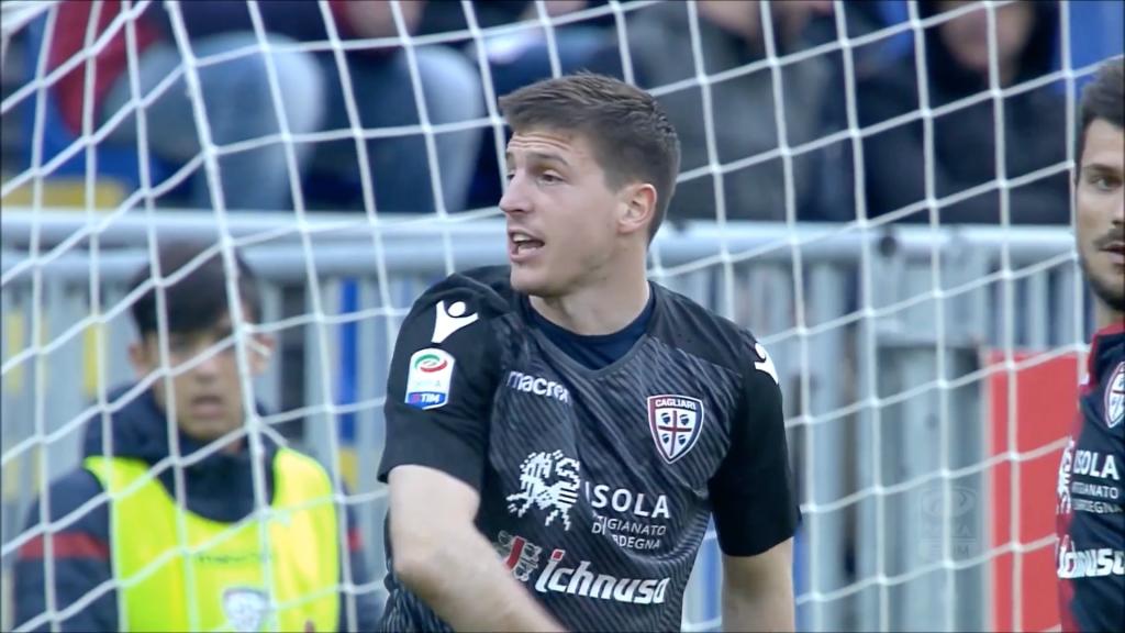 Cragno, per il Cagliari il giovane vale 30 milioni: Inter e Roma osservano