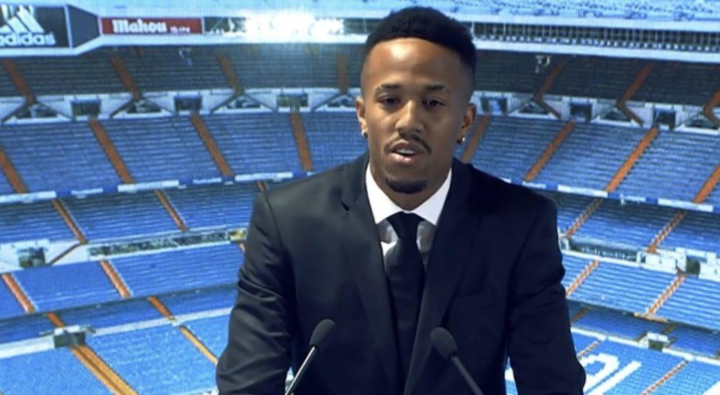 Real Madrid, il calciatore positivo è Eder Militao