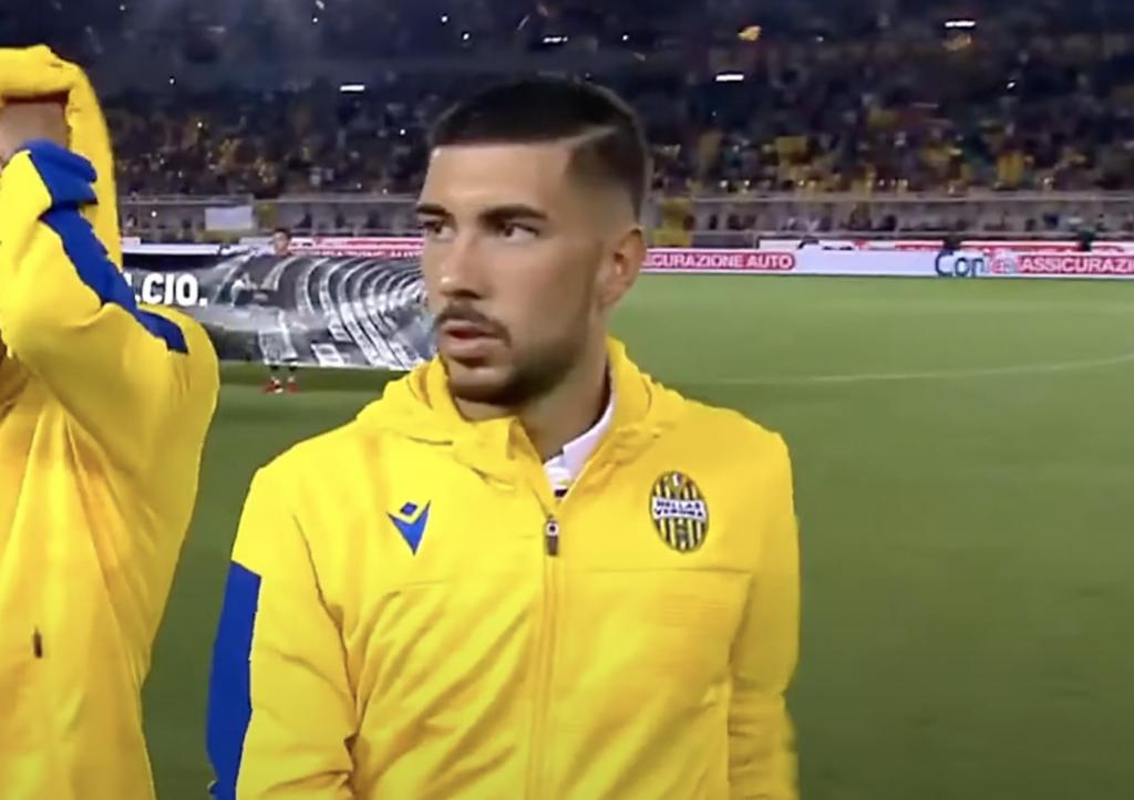Occhi su Zaccagni dell'Hellas Verona: la richiesta è di 10 milioni di euro
