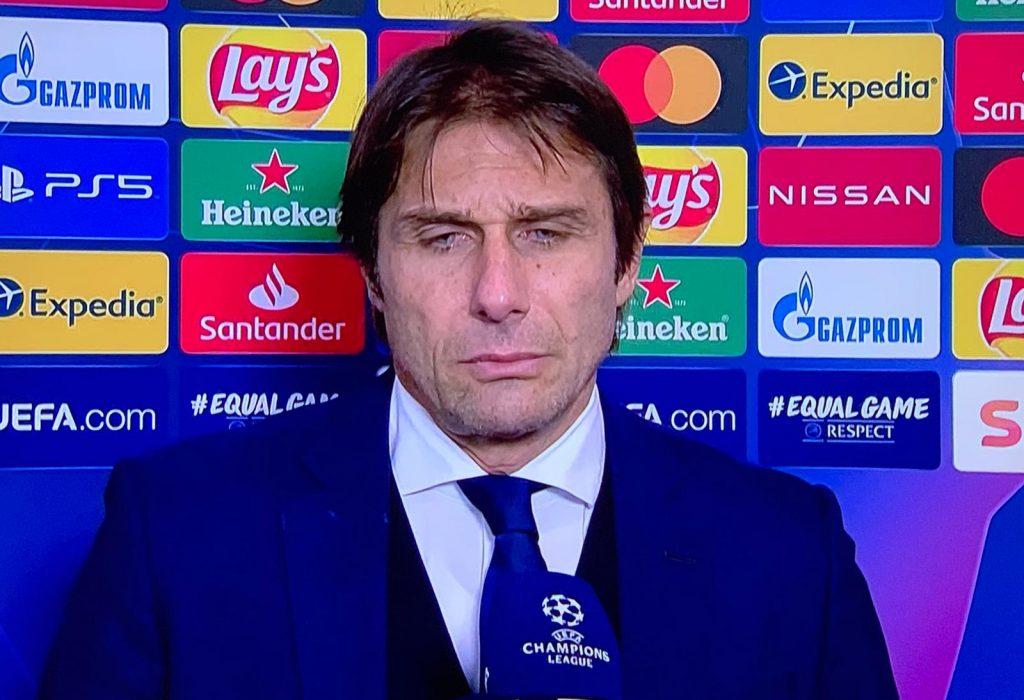 """Conte: """"La squadra rimarrà questa. Il Benevento è una squadra ostica"""""""