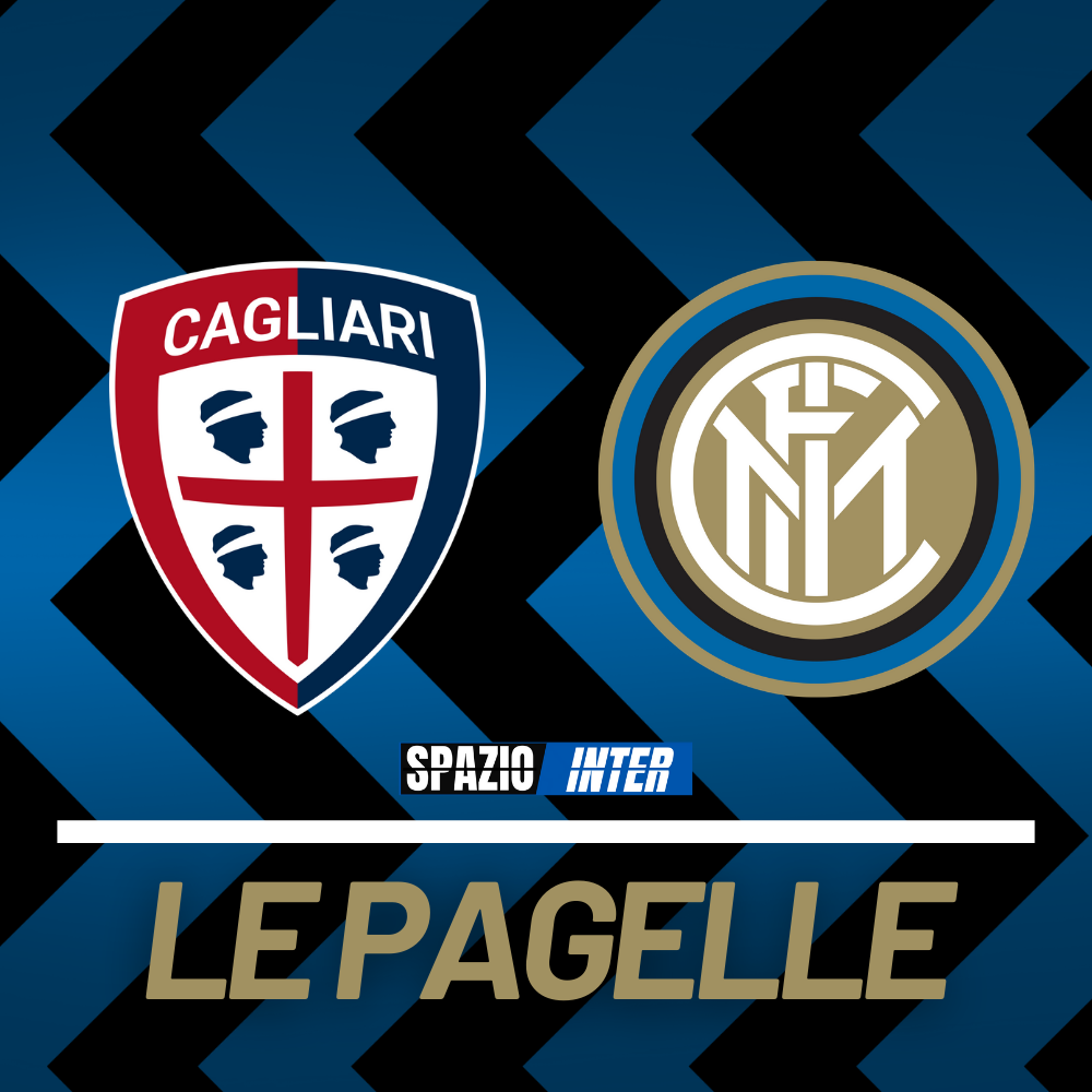 Le pagelle di Cagliari-Inter: Barella super ex, D'Ambrosio da sogno