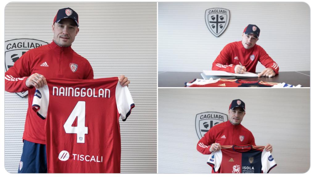 UFFICIALE: Nainggolan torna per la terza volta al Cagliari. Prestito secco di sei mesi