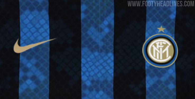 Footy Headlines - Inter, ecco come sarà la maglia home 2021/2022
