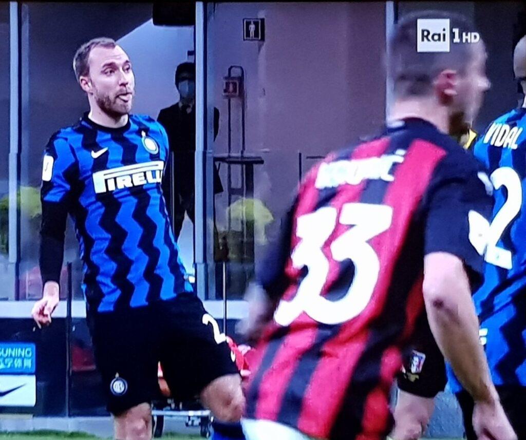 Inter-Milan, le pagelle: derby dominato, finalmente Eriksen!