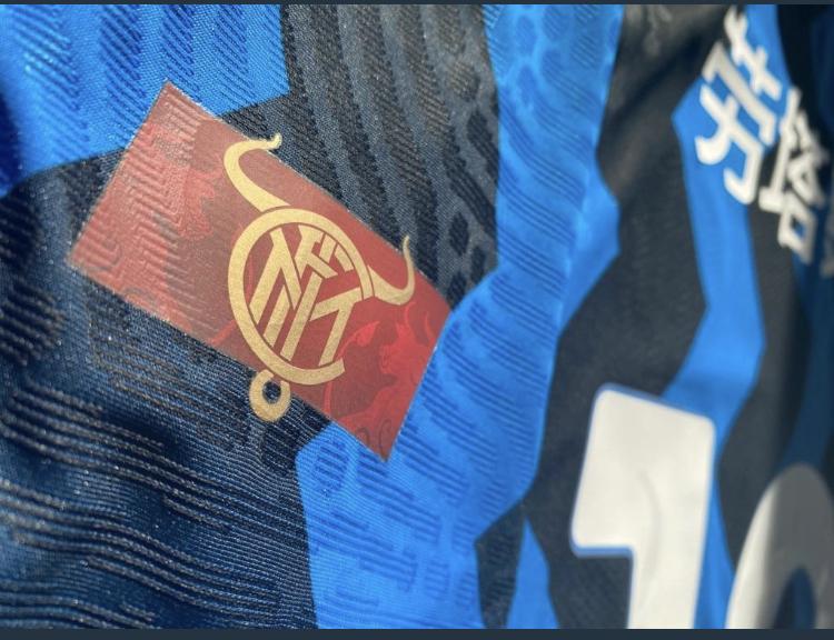 Verso Inter-Lazio: l'Inter scenderà in campo con una maglia particolare