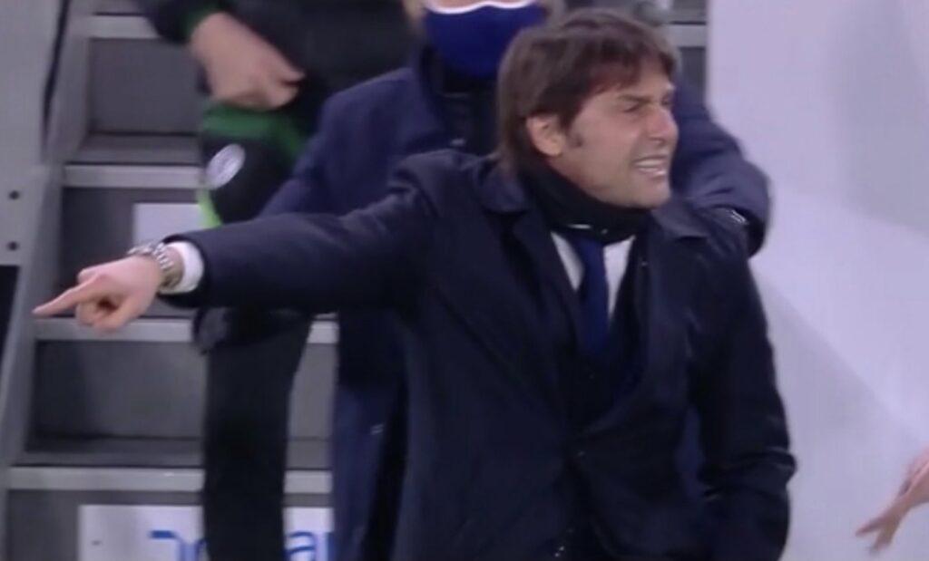Scintille allo Stadium, Bonucci a Conte: