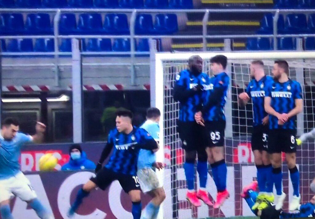 La Lega ha deciso: gol di Milinkovic Savic, non di Escalante