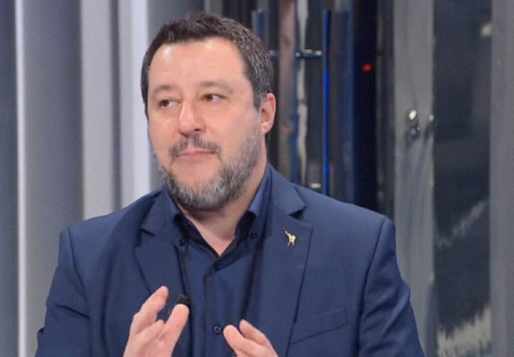 Salvini sullo stadio: