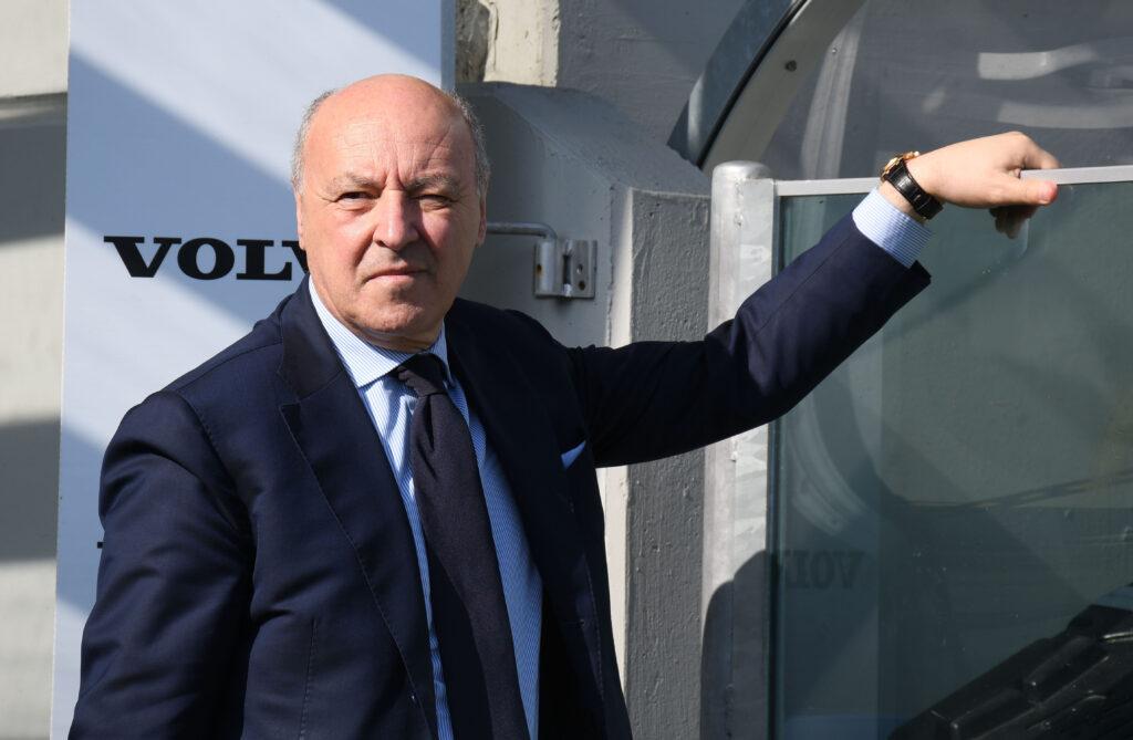 Hakimi al PSG, Marotta: