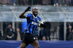 Lukaku Inter Champions