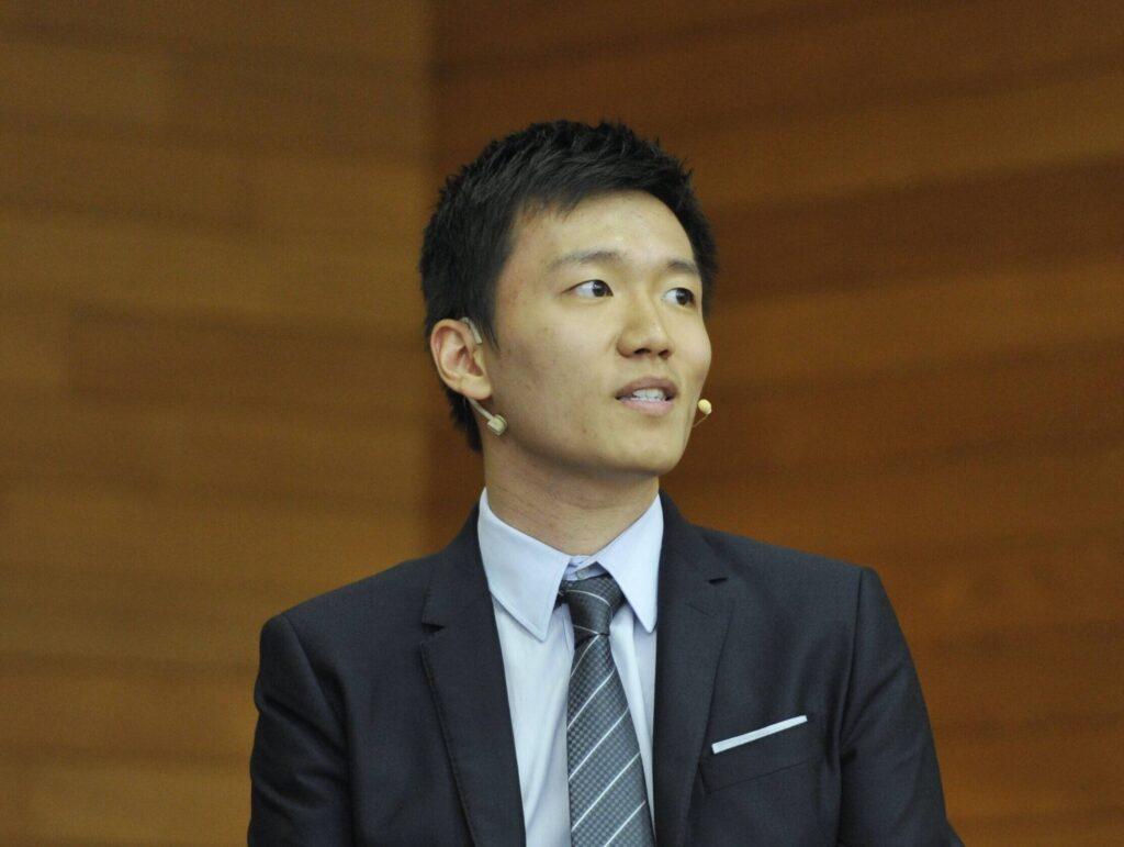 Zhang a lavoro per il nuovo sponsor