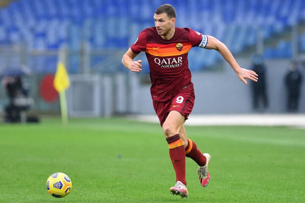 Non solo Dzeko, l'Inter in pressing su un altro bomber della Serie A