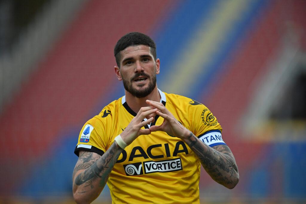 De Paul a Milano, l'Udinese precisa: