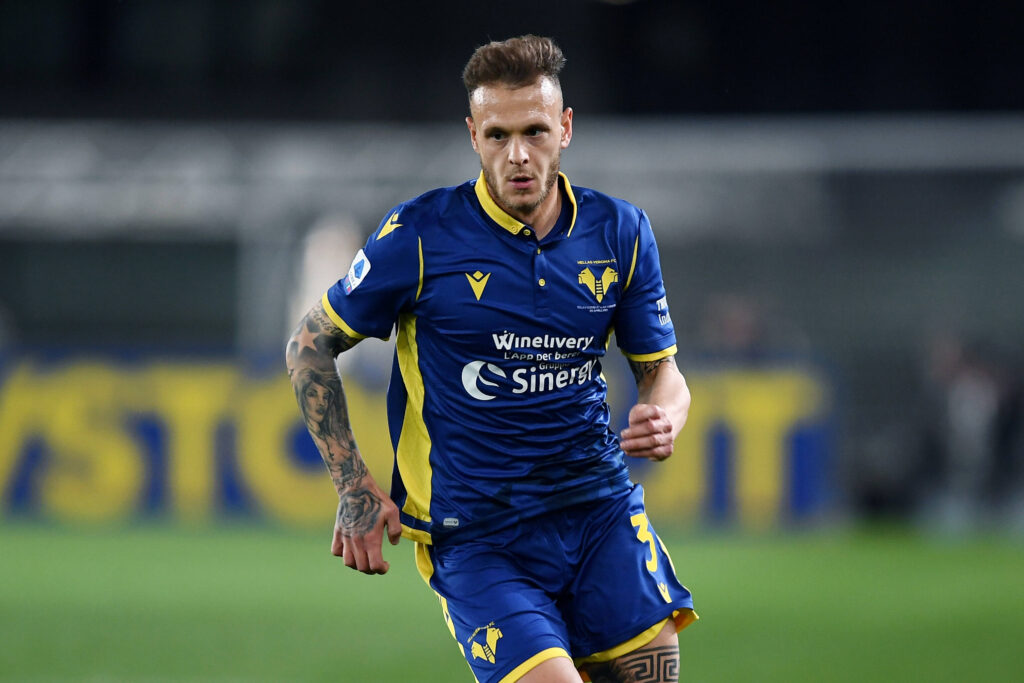 Anche Dimarco può partire: proposto lo scambio con Silvestri dell'Hellas Verona