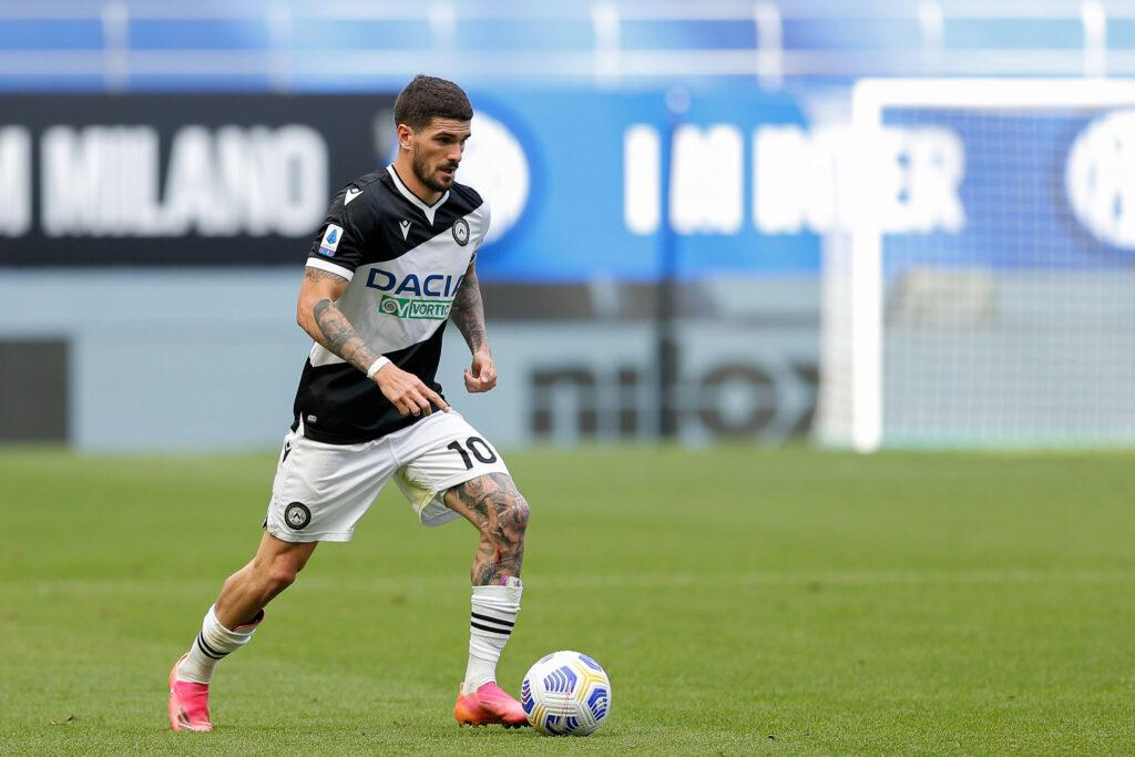 """De Paul, l'addio all'Udinese è vicino: """"Sono stato chiaro con chi dovevo"""""""