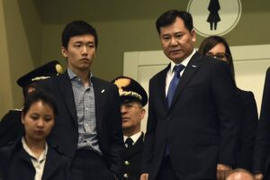 Zhang Steven e Jindong