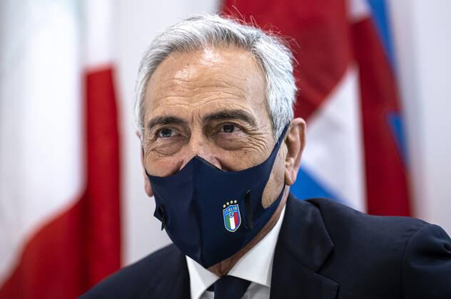 Riapertura stadi, parla il presidente della FIGC Gabriele Gravina
