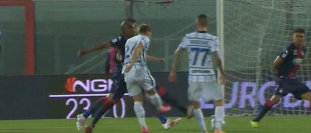 Crotone-Inter, le pagelle: è Eriksen l'uomo copertina