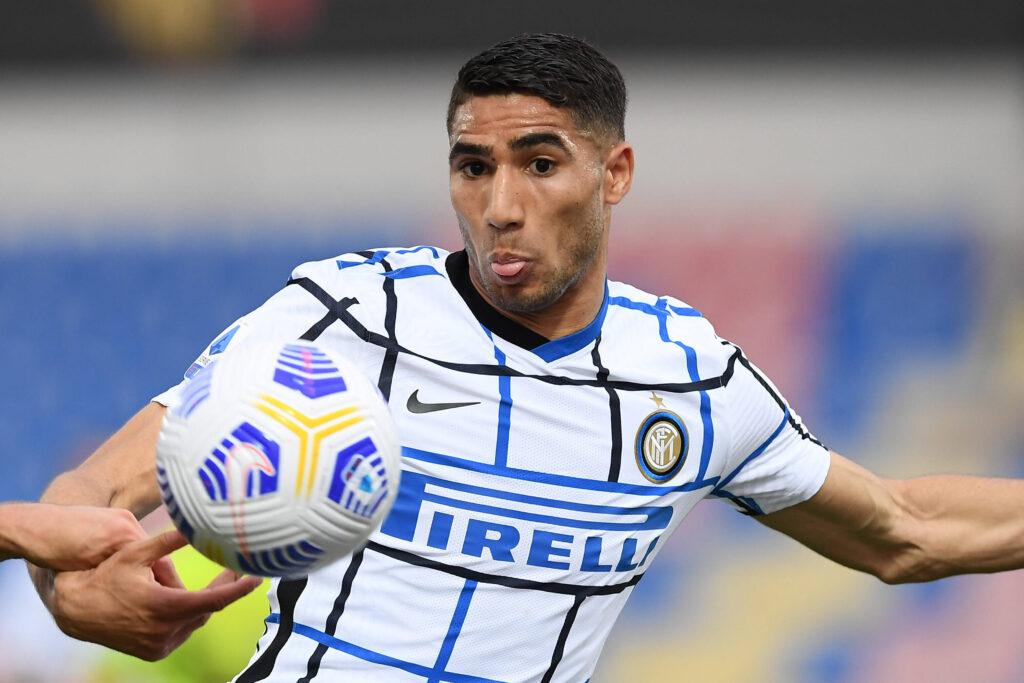 Accordo raggiunto tra il PSG e Hakimi, si cerca l'intesa con l'Inter