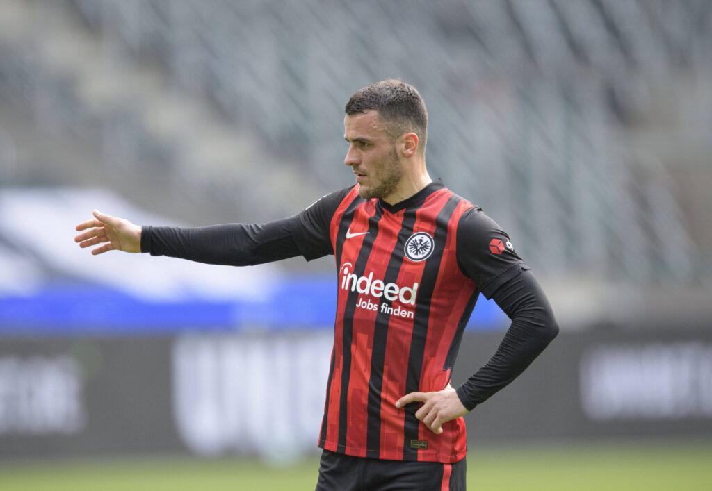 Dalla Germania: ancora nessuna offerta dell'Inter all'Eintracht per Kostic