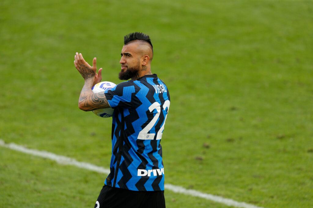 Vidal addio dopo un solo anno? La situazione