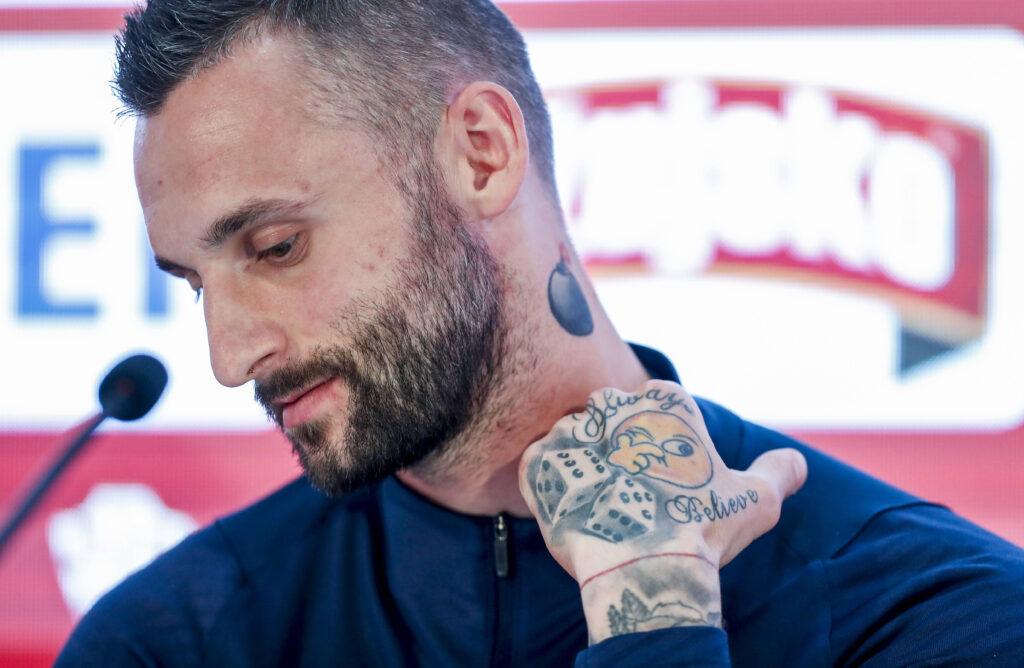 La Lega Serie A rende omaggio a Brozovic: