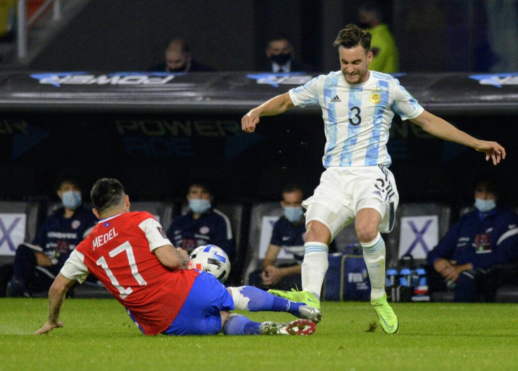 Dall'Argentina - L'Inter pensa a Tagliafico