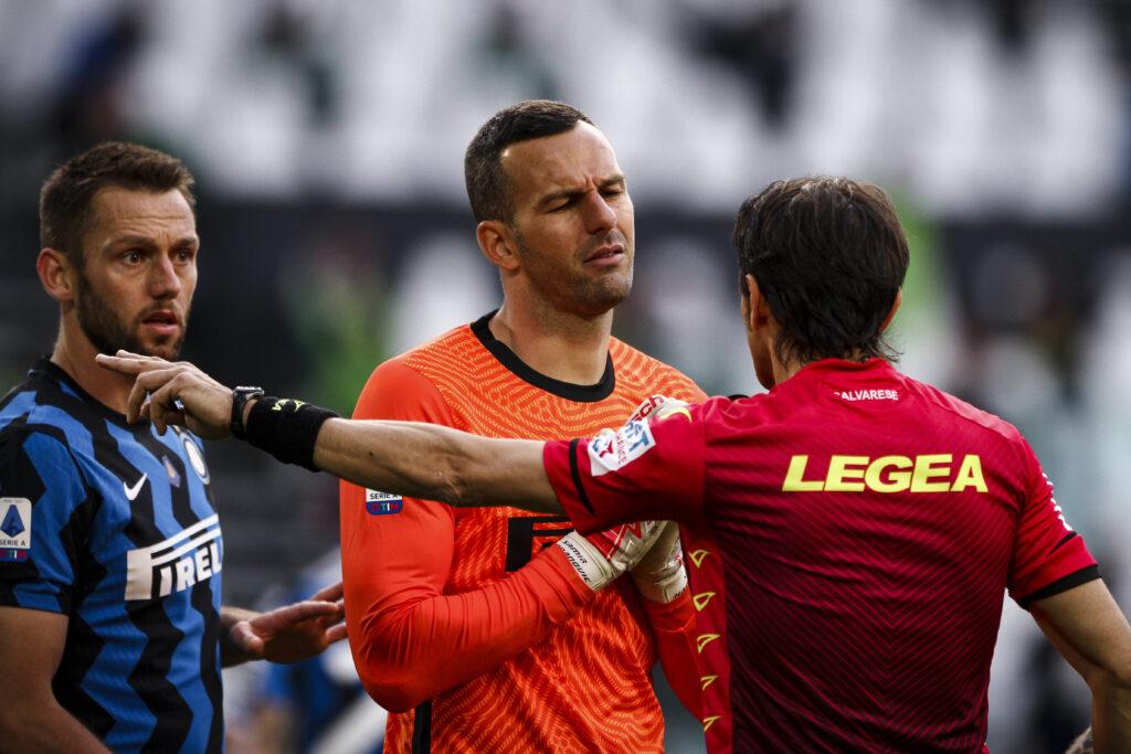 Serie A, arrivano le dimissioni  da parte di un arbitro: ecco il motivo