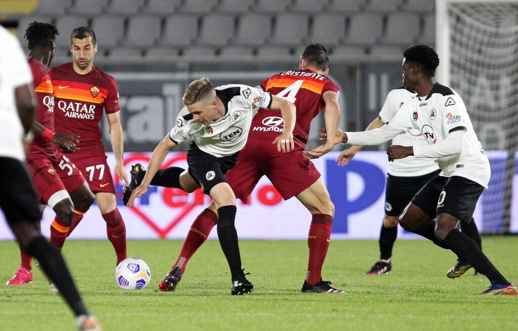 Il centrocampo dell'Inter può arricchirsi con un giocatore giovane