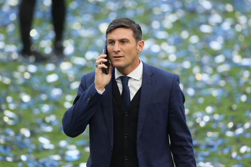 Zanetti consiglia il giocatore: Marotta ci pensa