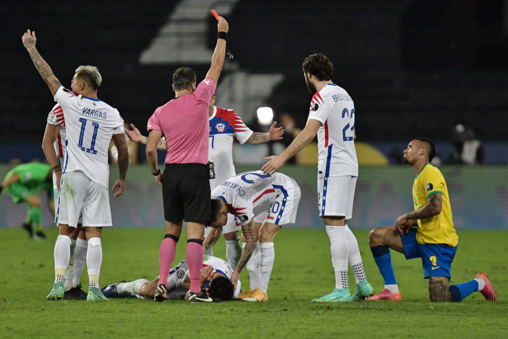Problemi fisici per un calciatore nerazzurro in Copa America