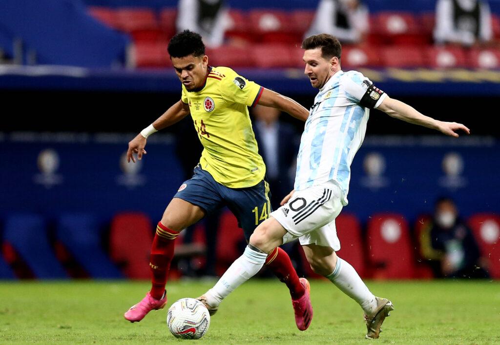 Calciomercato Inter: proposto Luis Diaz