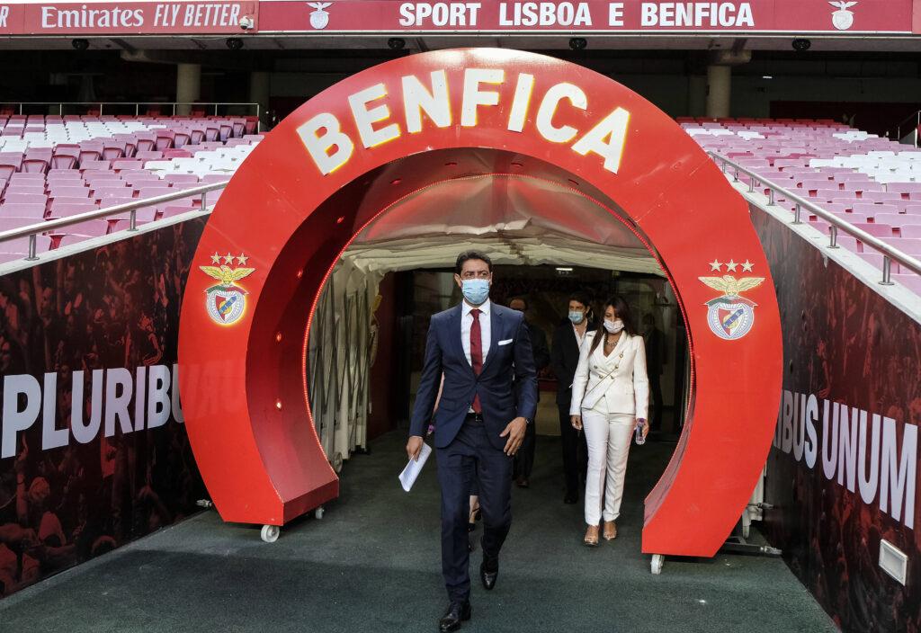 Per il Benfica il giocatore nerazzurro è un piano B, l'obiettivo è un altro