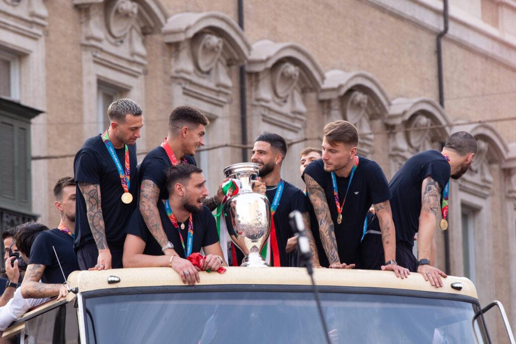 Stilata la top 11 di Euro2020: presente un nerazzurro