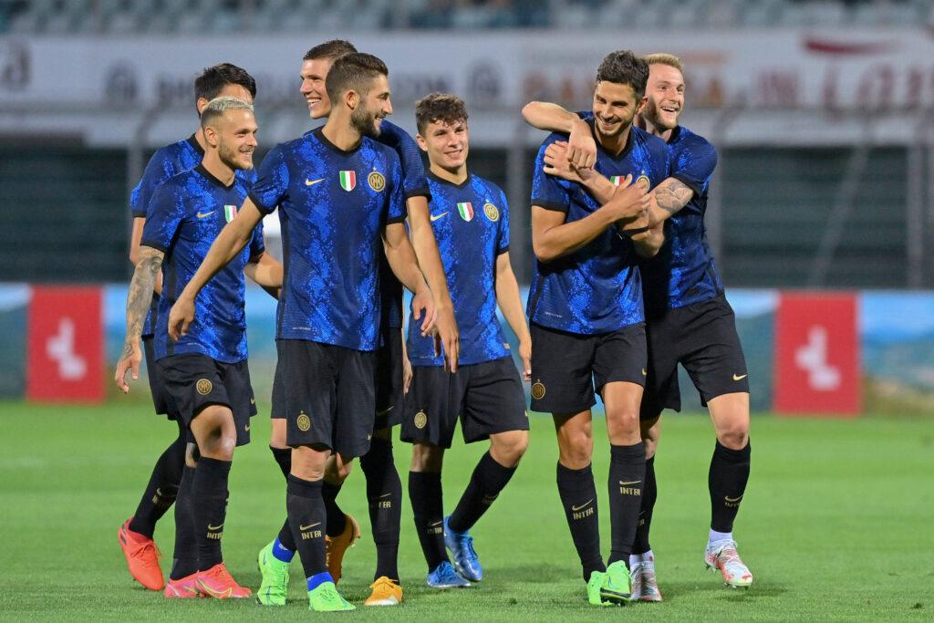 Inter-Crotone 6-0: la squadra di Inzaghi domina in amichevole. A segno anche Calhanoglu e Satriano