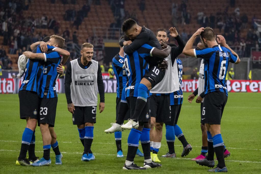 L'Inter sta lavorando al suo rinnovo: c'è volontà di arrivare all'accordo
